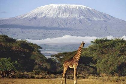 The Republic of Tanzania and Mt. Kilimanjaro