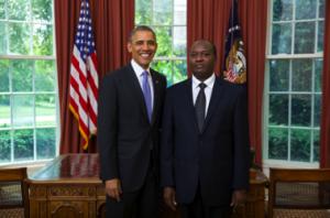 H.E Ambassador Ernest Ndabashinze